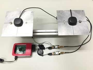 GNSS受信機NEO-M8Tのパソコンへの設定 & RTKLIBのラズベリー・パイへの導入方法